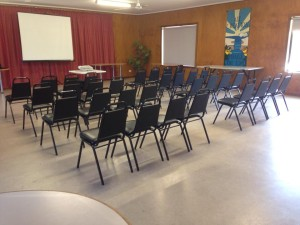 Conference Facility for up to 50 people